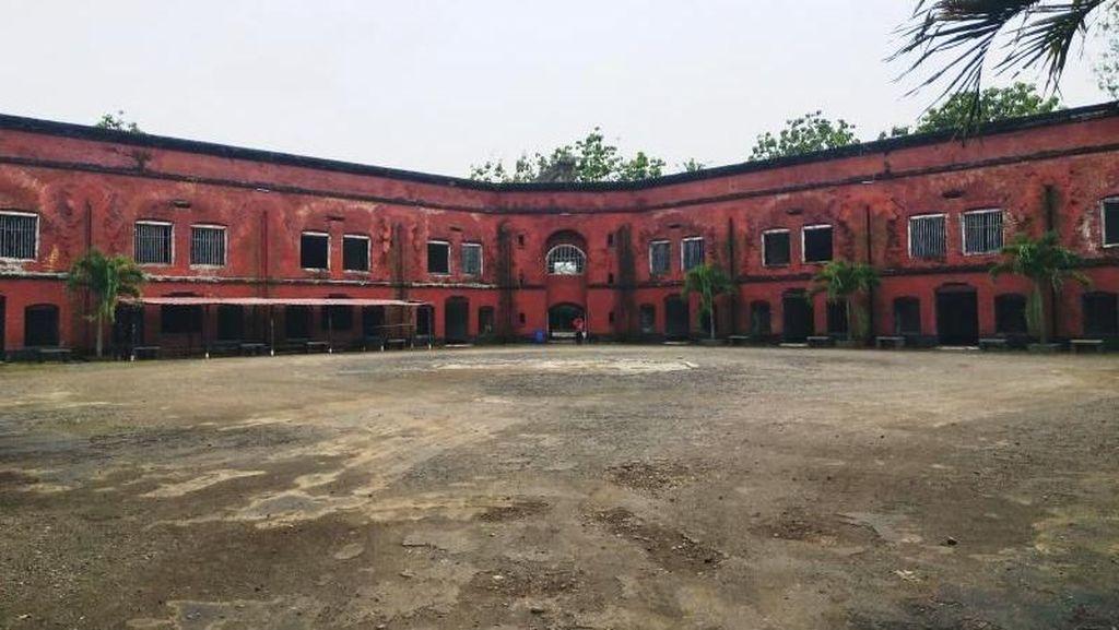 Benteng The Raid 2 yang Bersejarah di Gombong