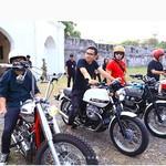 Modifikator Motor Anak Jokowi Bagi Ilmu di IIMS Surabaya
