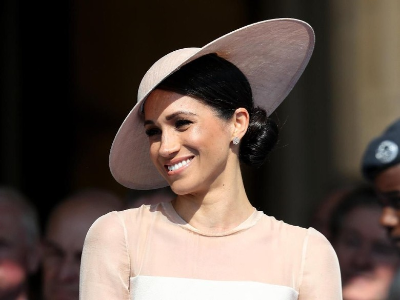 Sudah Jadi Duchess, Meghan Markle Dilarang Selfie