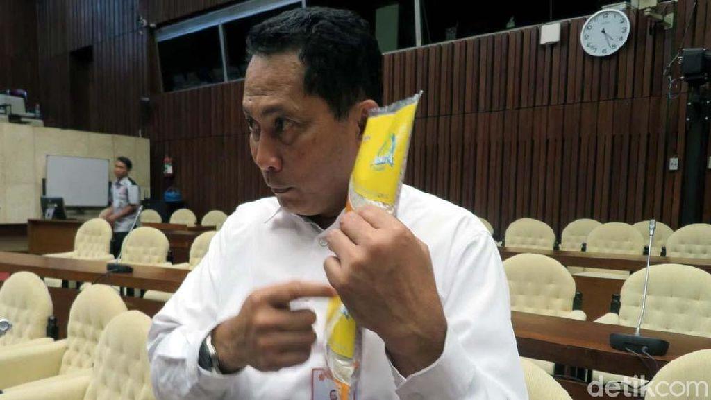 Dijual Pekan Depan, Beras Sachet Bulog Dibanderol Rp 2.500