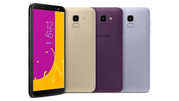 Samsung Resmi Rilis Galaxy J4, J6 dan J8