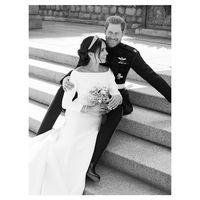 Foto Pernikahan Pangeran Harry Dirilis, Ini Bedanya dengan Pangeran William