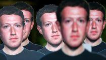 Mark Zuckerberg Dulu Dipuji Kini Dibenci