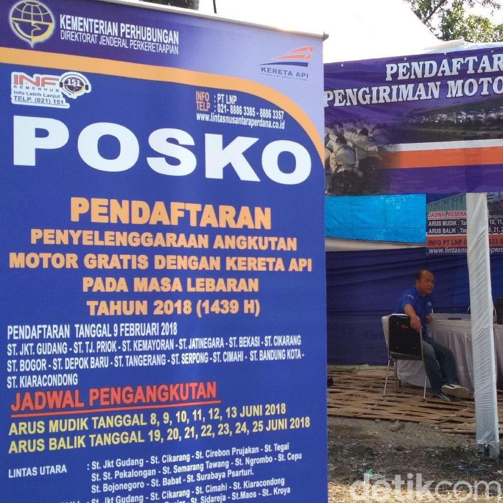 Layanan Angkutan Motor Gratis di Blitar Diminati Pedagang Kuliner