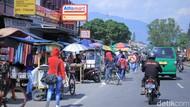 Polisi Minta H-7 Jalur Mudik Bandung-Garut Harus Steril PKL