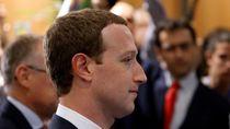 Punya Rp 1.166 Triliun, Zuckerberg Terkaya Ketiga Sejagat