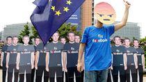 Aturan Privasi Bikin Facebook dan Google Merana