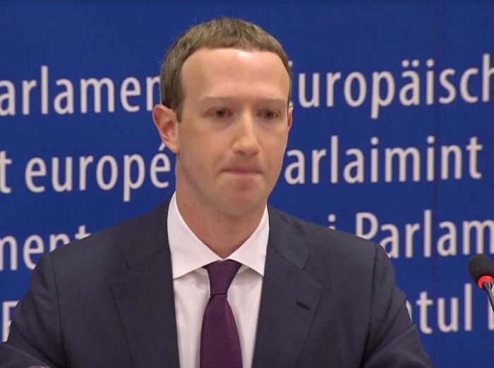 Mark Zuckerberg. Foto: Reuters