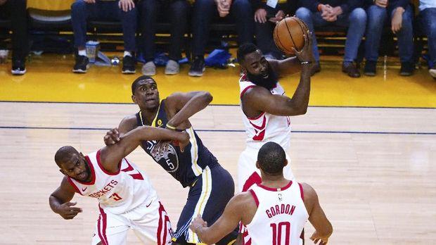 Houston Rockets punya dua laga kandang di tiga gim tersisa.
