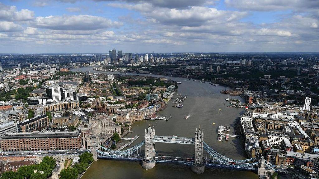 Ekonomi Inggris -20%, Resesi Terburuk Sepanjang Sejarah
