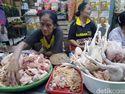 Pekan Pertama Ramadan, Harga Ayam dan Bawang Putih di Solo Naik