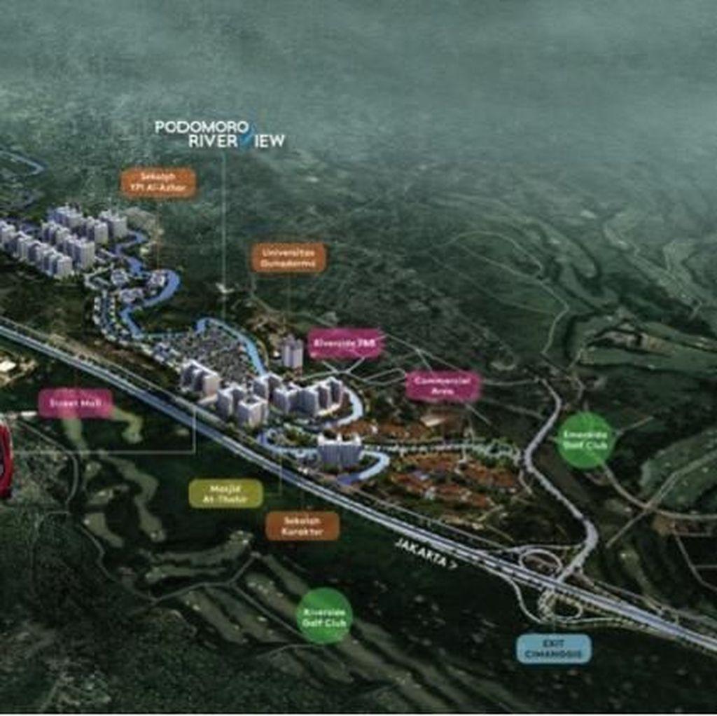 Keuntungan Tinggal di Hunian Transit Oriented Development