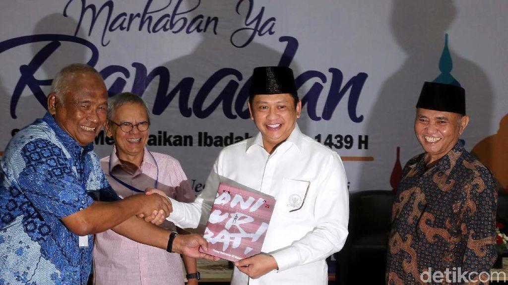 Reuni Pimpinan KPK dari Dulu Sampai Saat Ini