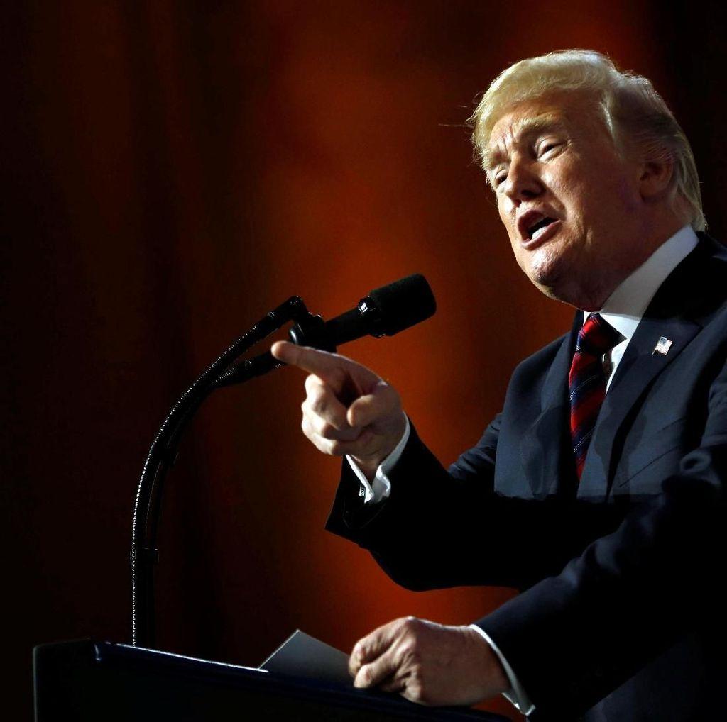 Senator AS Minta Trump Jangan Kasihani ZTE
