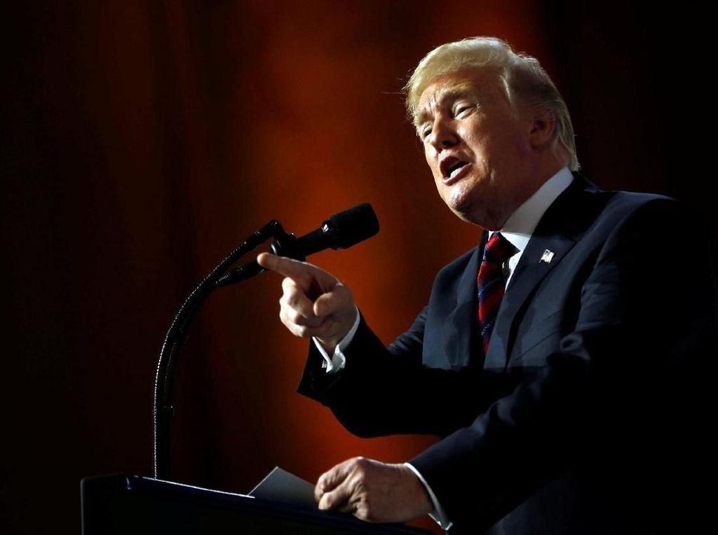 Ini Isi Surat Trump Soal Pembatalan Pertemuan dengan Jong Un