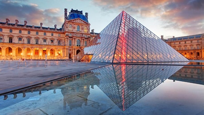 Museum Louvre di Paris (Thinkstock)