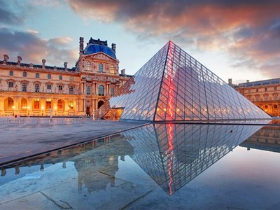 Foto: 10 Museum Paling Ramai Sedunia, Pengunjungnya Jutaan