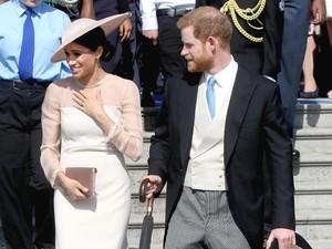 Pangeran Harry Ingin Bertemu dengan Ayah Meghan Markle