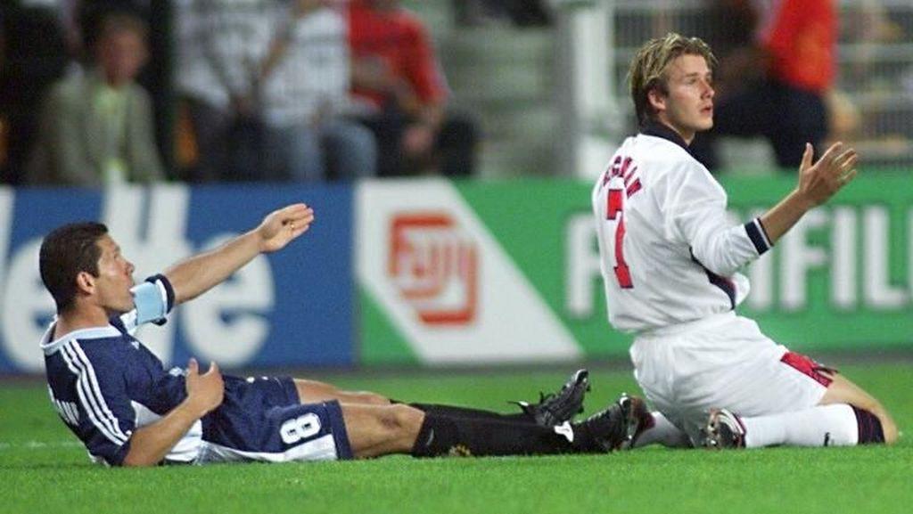 David Beckham, Si Anak Bodoh di Antara 10 Singa Pemberani