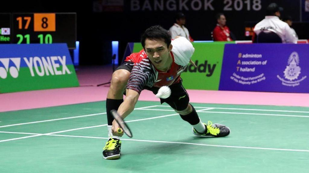 Jonatan Menang, Kini Indonesia Balik Memimpin 2-1 atas Malaysia
