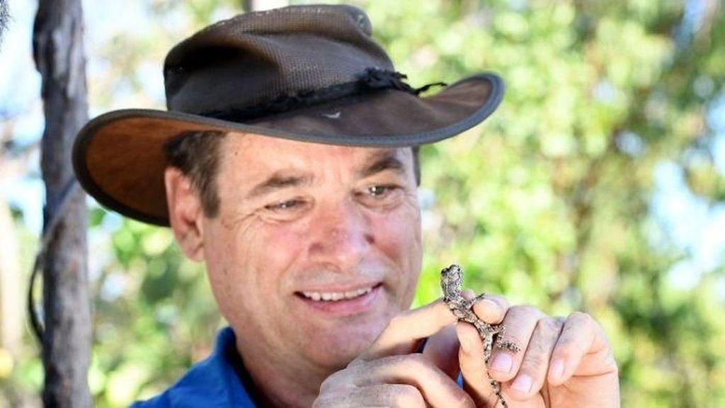 Ilmuwan Australia Ini Dijuluki Manusia Semut