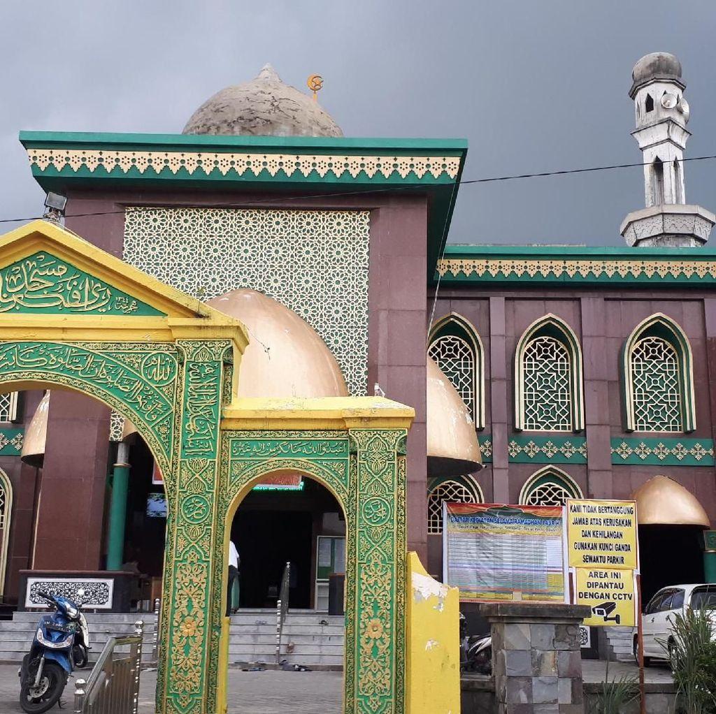 Masjid Raya Pekanbaru Setop Undang Imam Tarawih dari Timteng