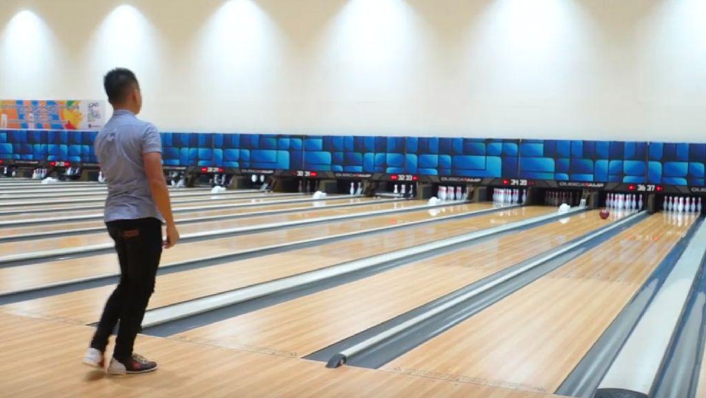 Canggih dan Modern, Venue Bowling Asian Games Siap Digunakan