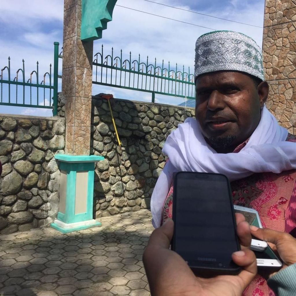 Ketua MUI Papua Soal Konvoi Bendera Israel: Tidak Perlu Panik