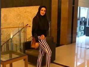 Pulang dari Palestina, Mulan Jameela Kepikiran Pakai Hijab