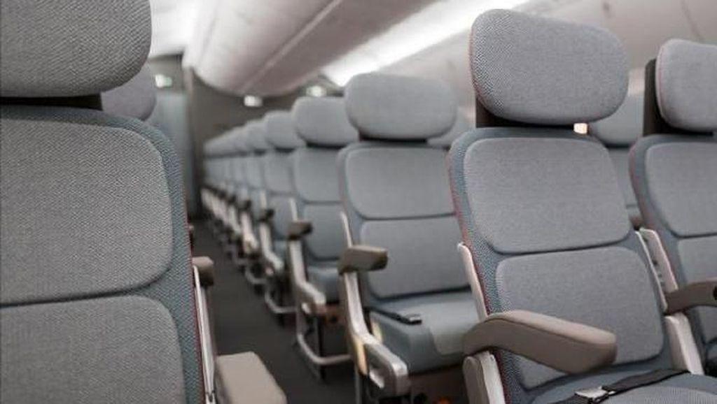 Ini Bangku Pesawat yang Jadi Jawaban Doa Orang Tinggi