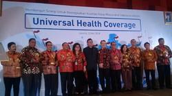 76 Persen Wilayah Indonesia Capai UHC