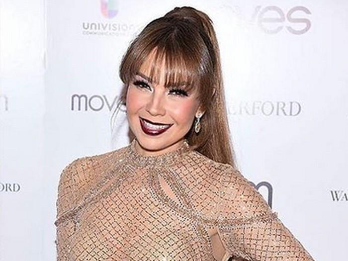 Pesona Ariadna Thalia Sodi Miranda Pemeran Telenovela Marimar