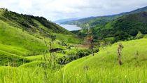 Bukan Pulau Padar, Ini Bukit Teletubbies di Maluku