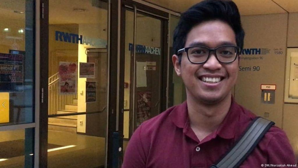 Mahasiswa Indonesia Periset 3D Printer Logam dan Touchpad Bahan Tekstil