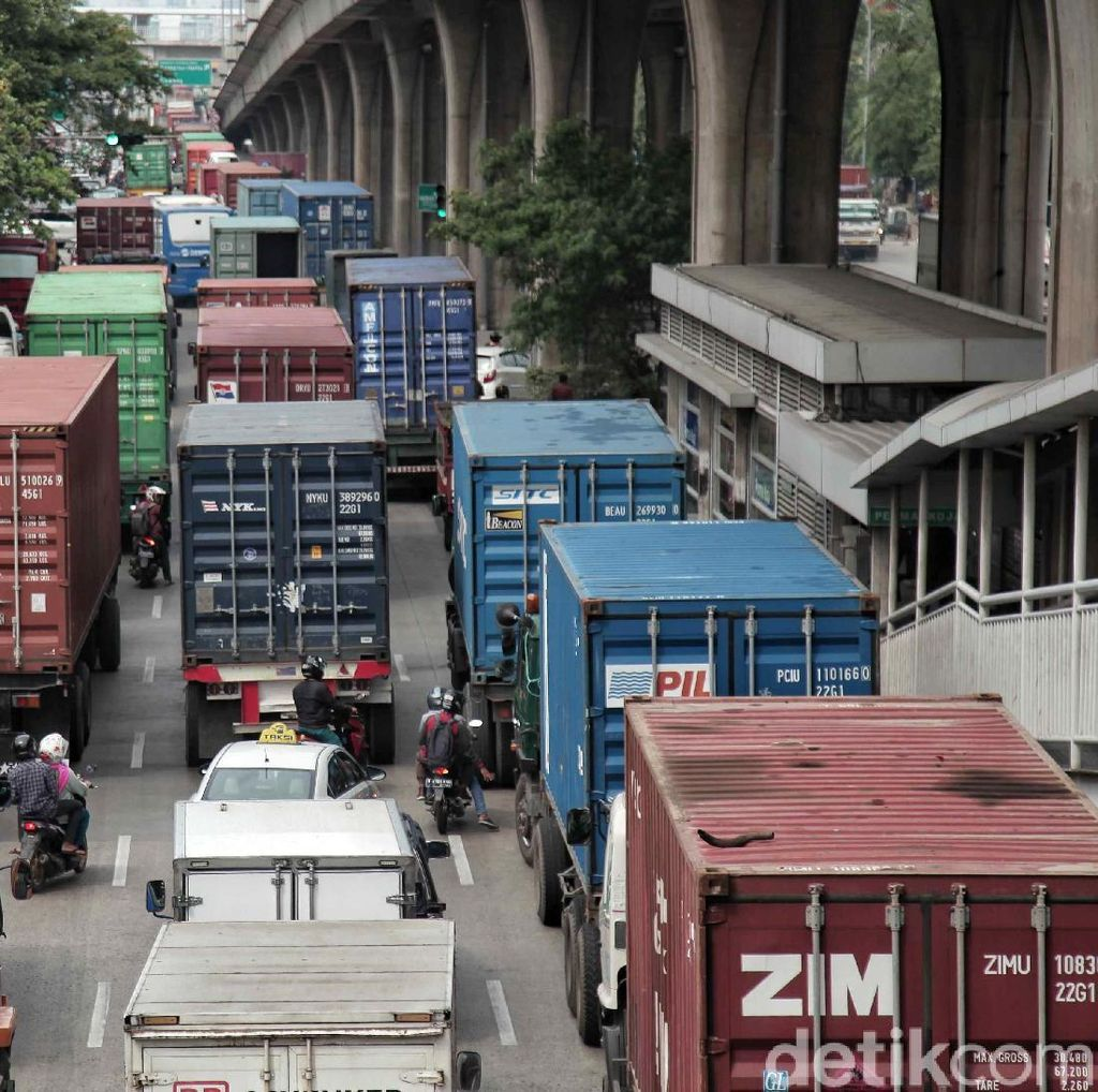 China Masih Jadi Tujuan Ekspor Terbesar RI