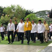 Mungkinkah Golkar Tinggalkan Jokowi?