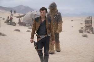 Solo: A Star Wars Story Masih Pertahankan Box Office