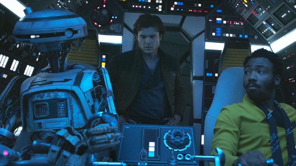 Solo: A Star War Story Tak Capai Target di Pekan Pertama