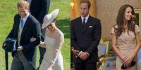 Beda Harry-Meghan dan William-Kate Pamer Kemesraan Setelah Menikah