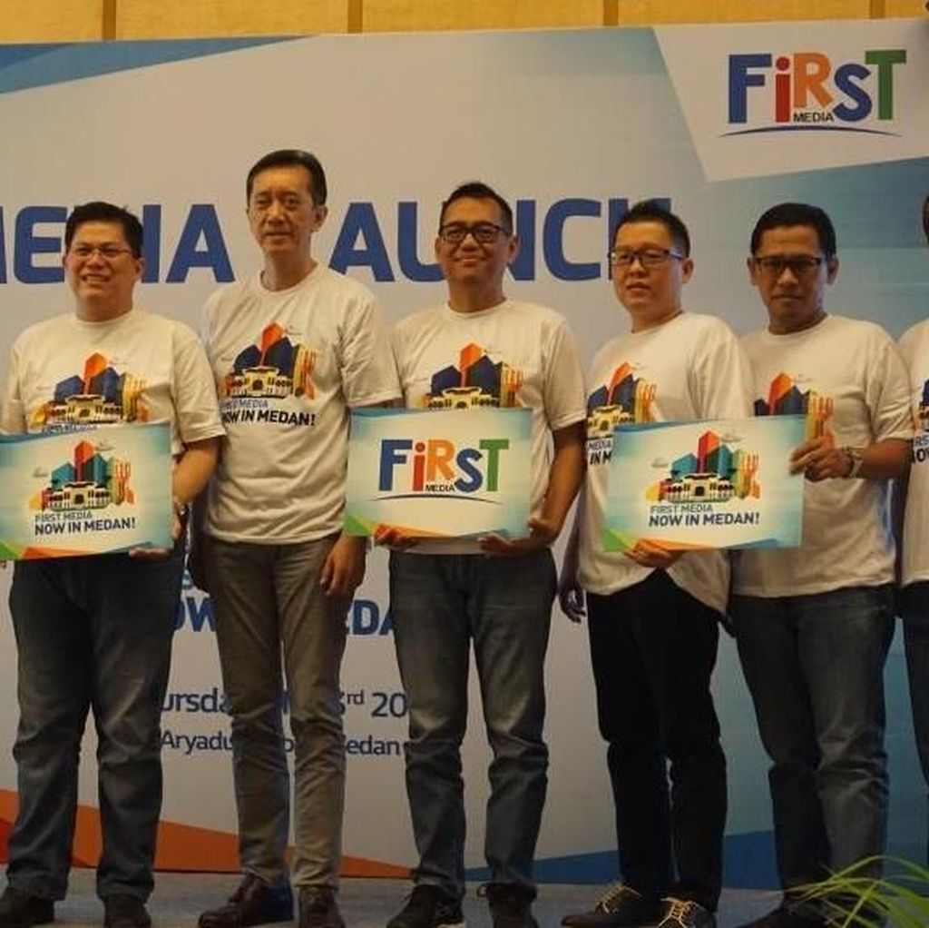Ini Alasan First Media Ekspansi Internet ke Medan