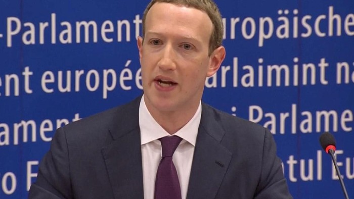 Mark Zuckerberg, CEO Facebook. Foto: Reuters