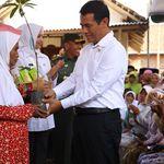 Mentan Klaim Program Ini Bisa Atasi Kemiskinan Petani