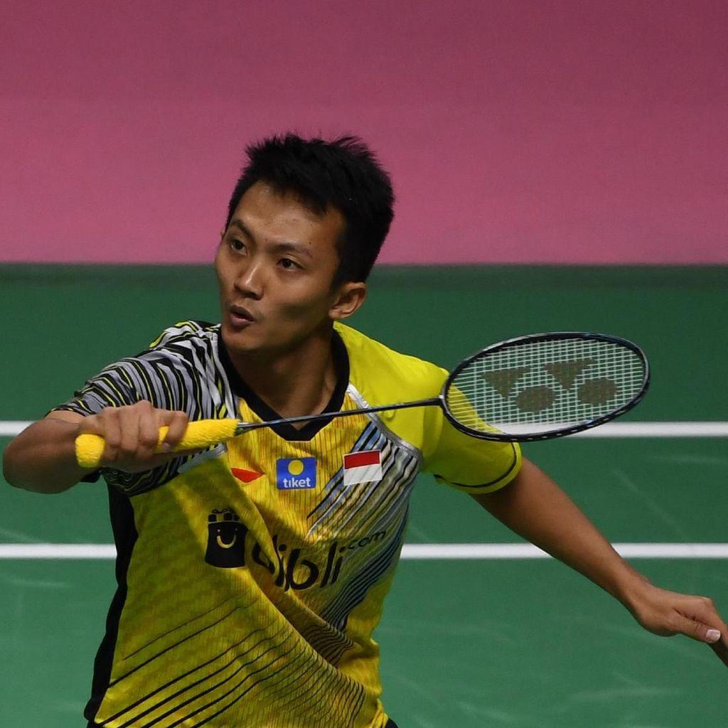 Indonesia Petik Kemenangan Kedua di Piala Thomas 2018