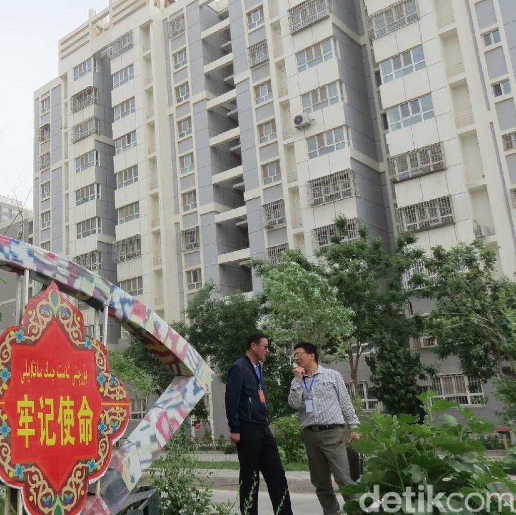 Foto: China Dorong Integrasi Etnis Muslim Uyghur di Xinjiang