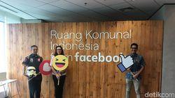 Facebook Bikin Tempat Nongkong Gratis Buat Komunitas