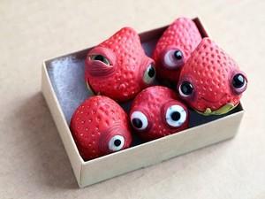 Gemas! Ini 9 Boneka Tanah Liat Bertema Buah dan Makanan