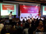 Jokowi Buka Puasa Bersama Tokoh Digital Muda Indonesia