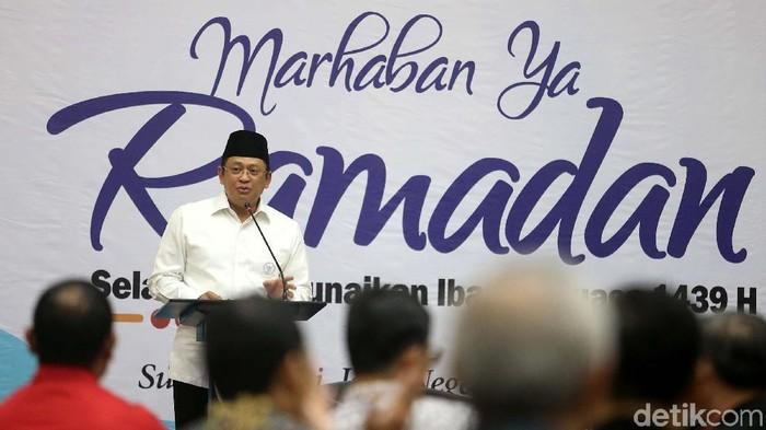 Bambang Soesatyo (Ari Saputra/detikcom)