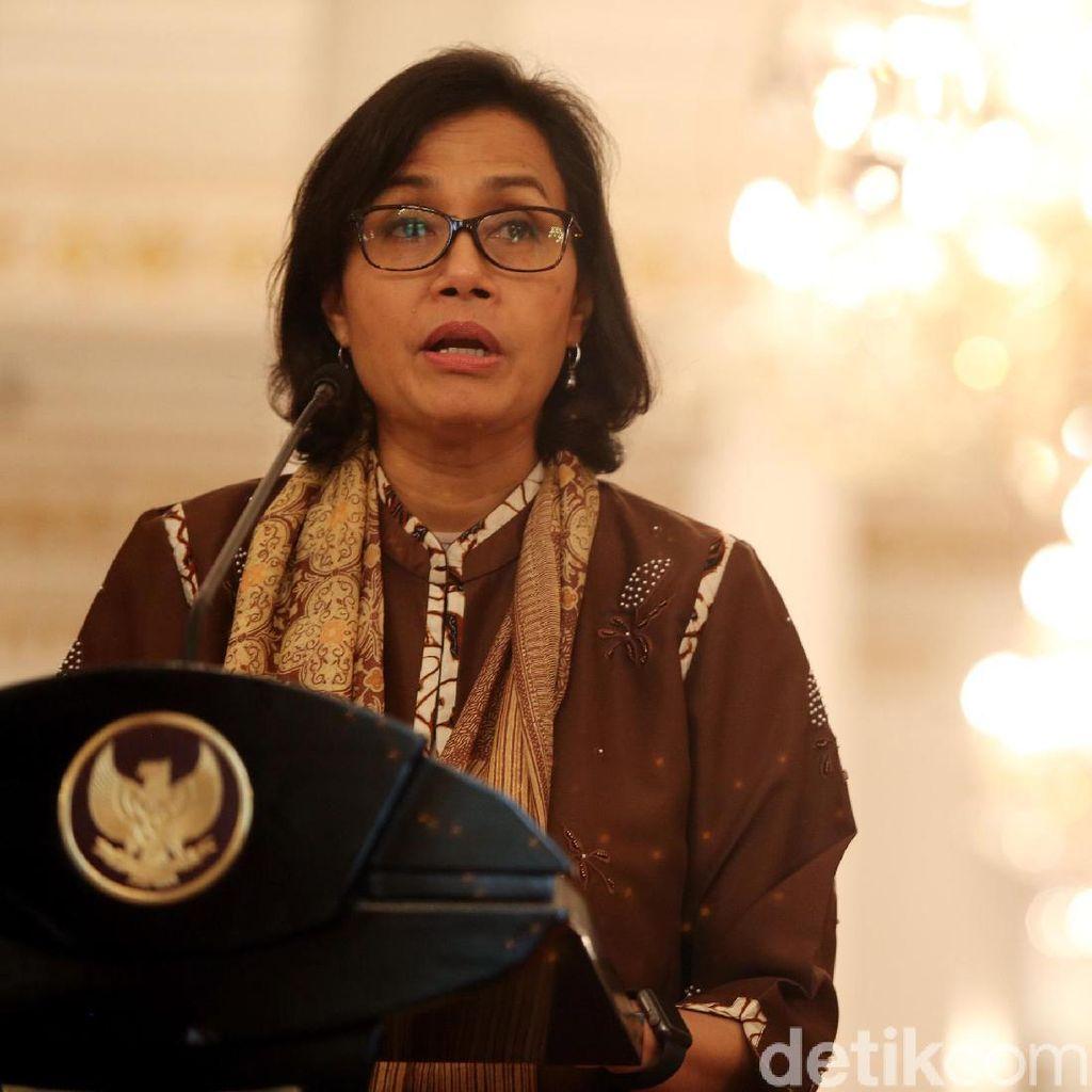 Sri Mulyani Batal Jadi Timses, PKPI: Jokowi Utamakan Negara