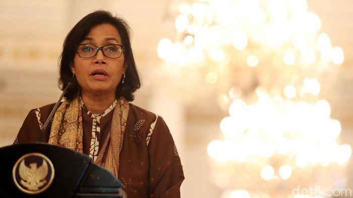 Menteri Keuangan Sri Mulyani Indrawati Foto: Rengga Sancaya